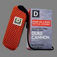 Duke Cannon Tactical Scrubber Made US Mens Grooming Military Grade Special Issue