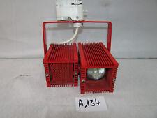 Erco Strahler Adams Strahlerleuchte X-12 230V Halogen 50W GX5,3 12V 60W 0,5 A134