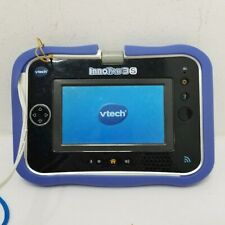 VTech InnoTab 3S Learning Tablet Wifi Game System w Stylus Charger 2 games Cars