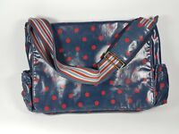 Cath Kidston baby changing bag with mat 36cm x 30cm