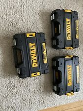 Dewalt TStak Power Tool Storage Box Case For Drill Driver / Impact Driver