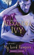 My Lord Vampire by Alexandra Ivy (2012, Brand New Paperback)