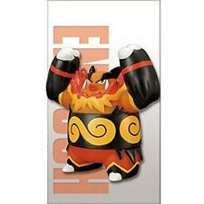"""Pokemon Black and White Best Wishes DX Figure - ~2"""" Enbuoh/Emboar"""
