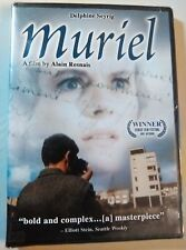 Muriel (DVD, 2007) NEW DVD 1963 Film with French Language/English Subtitles Rare