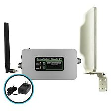 Smoothtalker Z1 72dB 2-Band 3G 4G LTE High Power Building Booster Kit