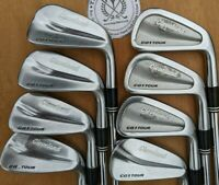 Cleveland CG1 TOUR Irons 3 - PW - PROJECT X 6.0 RIFLE SHAFTS
