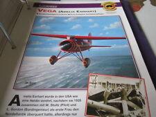 Fliegen 7: Karte 34 Lockheed Vega Amelia Earhart