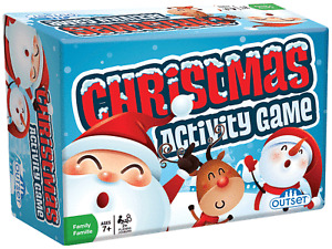 NEW Christmas Activity Game by OUTSET