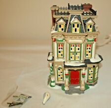 Department 56 New England Village Collection Hale & Hardy House