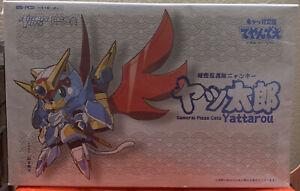 Action Toys ES Gokin Samurai Pizza Cats - Yattaro / Speedy Action Figure