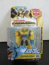Transformers Cyberverse Bumblebee Warrior Class - NEUF