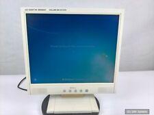 "17"" Belinea 101710 / 111728 LCD TFT 4:3 Monitor 1280x1024 VGA/D-Sub Audio, Weiss"