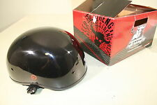 Speed and Strength Helmet SS200 Solild Gloss Black XL extra large 877773
