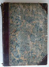 Bound Copy of 30 Victorian Songs Scores Music  c1850 Used Good Haydn Mendelssohn