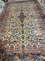 "9'10"" x 15'10"" Karastan Kirman Design Oriental Rug - Full Pile - Made in USA"
