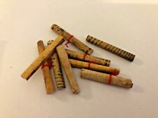 X10 ASSORTED SCROLLS  FOR A 1/12 SCALE DOLLS HOUSE
