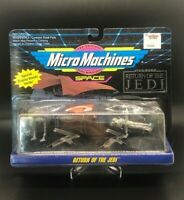 NEW SEALED in box 1993 Star Wars: Micro Machines - Collection 3 - 65860 Galoob