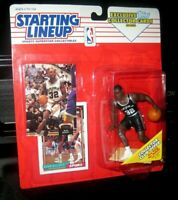 Starting Lineup Sean Elliott sports figure 1993 Kenner SLU Spurs