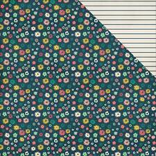 """Echo Park - Just Be You - GIRL BOSS - 12x12"""" d/sided scrapbooking paper"""