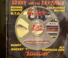 RONNY and The DAYTONAS 'Beachland' - 32 Tracks