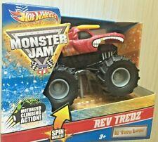 2010 Hot Wheels Monster Jam Truck Rev Tredz El Toro Loco 1:43 NEW 3+