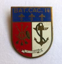 """Portuguese military BATALHÃO DE CAÇADORES 14 """"EM GUARDA"""" IN MOZAMBIQUE WAR badge"""