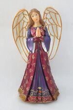 """Precious Praying Angel"" 2007 Hawthorne Village Heaven'S Radiant Glory Nativity"