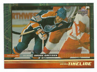 1999-00 Upper Deck Gretzky Exclusives #17 Wayne Gretzky Edmonton Oilers