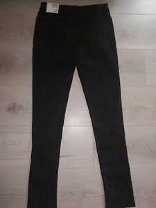 Urban Outfitters Indigo And Maine Mens Jeans W34 L32 Slim Black
