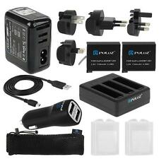 13 in 1 Multifunction Charger Accessories Bundle Kit for GoPro HERO4 iPhone iPad