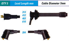 Spark Plug Leads FOR Toyota Celica AT16_, ST16_