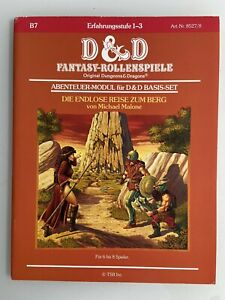 D&D - Die Endlose Reise Zum Berg - B7 - Gebraucht