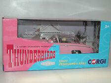 CORGI CC00604, Gerry Anderson Thunderbirds Lady Penelope's FAB 1 mit Figuren neu