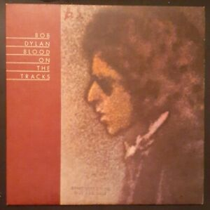 BOB DYLAN; Blood On The Tracks, LP 1974 Promo, Columbia PC 33235, VG+ 1st. Press