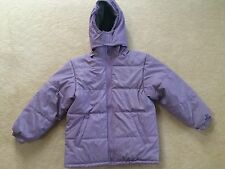 Girls size Large 14-16 warm Winter coat Snowboard Jacket purple Protection Sys