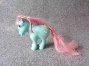 Vintage G1 My Little Pony Bowtie Figure Doll, Hasbro MLP Generation 1 Retro