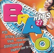 BRAVO HITS 27 / 2 CD-SET (CLUB EDITION) - TOP-ZUSTAND