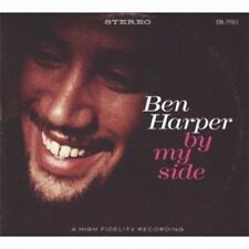 BEN HARPER-BY MY SIDE-IMPORT CD WITH JAPAN OBI E75