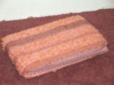 Vtg Barbie Fashion Doll Striped Sofa or Seat Cushion Furniture