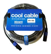 Blizzard Lighting DMX100Q 100 Foot 3-pin DMX Cable
