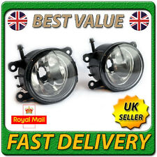 Pair Left  Right Side Front Fog Lamp Light for FORD FIESTA FOCUS FUSION TRANSIT