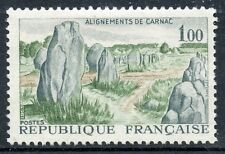 STAMP / TIMBRE FRANCE NEUF LUXE ** N° 1440 ** ALIGNEMENTS DE CARNAC