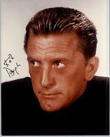 Kirk Douglas 20x25cm u.a. Spartacus TV Film Schauspieler RAR TOP GF 806 UH