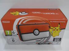 New Nintendo 2DS XL Pokemon POKEBALL Edition NEU & OVP Original Selten Rarität