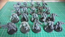 Warhammer 40k Space Marines Terminators 4 X 5 man Squad  - 21 Figures TOTAL
