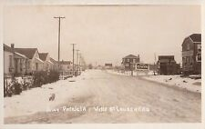 Aspell Outdoor Training Camp rue Patricia VILLE ST-LAURENT Quebec 1945-49 RPPC