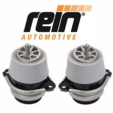 For Porsche Cayenne V6 03-10 Set Pair of 2 Engine Motor Mounts Rein AVE0332P