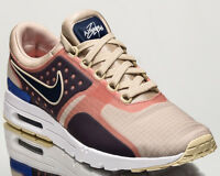 Nike WMNS Air Max Zero SI 0 women lifestyle sneakers NEW oatmeal 881173-101
