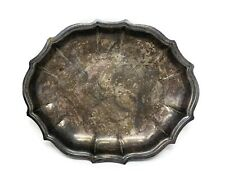 Vintage Chippendale 6394 IS Silverplate Serving Dish International Silver Co.