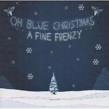 "A FINE FRENZY ""OH, BLUE CHRISTMAS"" CD NEU"